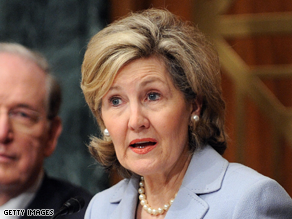 Hutchison announced she will challenge Gov. Rick Perry.