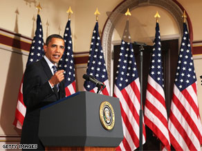 President Obama said Tuesday that he expects the unemployment rate to rise for 'several months.'