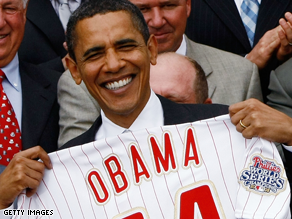 Obama will throw out the first pitch at Tuesday's All Star game.