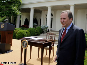 National Economic Council Director Larry Summers warned Friday that unemployment is likely to rise in the coming months.