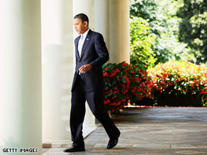President Obama's approval rating has dropped under 60 percent according to a CNN Poll of Polls released Friday.