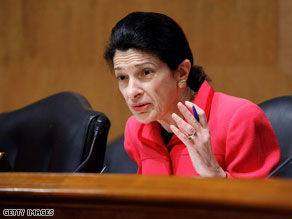 Sen. Olympia Snowe announced Friday her support for Sonia Sotomayor.