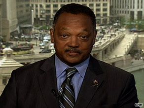 Rev. Jackson said Sunday that African-American leaders want to engage with the president because there is 'unfinished business.'