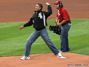 President Obama responded to criticism of his jeans with a simple explanation: &#039;Those jeans are comfortable.&#039;