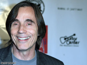 Jackson Browne reached a settlement Tuesday with Sen. John McCain, the Republican National Committee and the Ohio Republican Party.