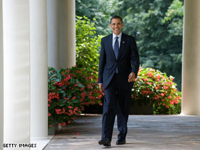 President Obama will be more directly involved in health care talks, the White House said Wednesday.