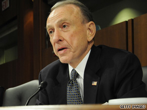 A recent poll had bad news for Sen. Specter's re-election bid.