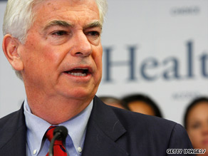 A new poll suggests a possible rebound for Sen. Dodd.
