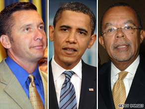 President Obama, Sgt. Crowley and Professor Gates will meet this evening at the White House.