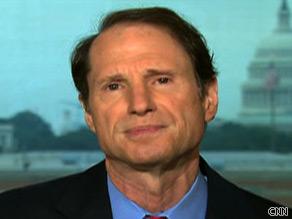 Democratic Senator Ron Wyden is against public health care