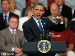 A CNN Poll of Polls out Thursday indicates that 54 percent of Americans approve of President Obama.