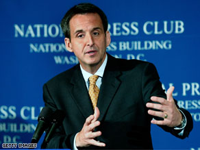 Pawlenty launched his new PAC on Thursday.