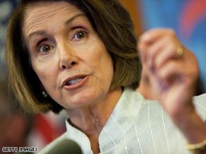House Speaker Nancy Pelosi agreed Thursday to the health care deal reached Wednesday with conservative Democrats.