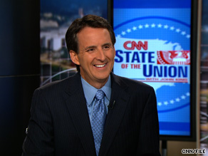 Minnesota Republican Gov. Tim Pawlenty is raising his national profile.