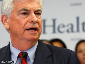 As Connecticut voters remain wary of Sen. Chris Dodd, one state Democrat is openly suggesting the five-term senator abandon his re-election bid 'for the good of the party.'