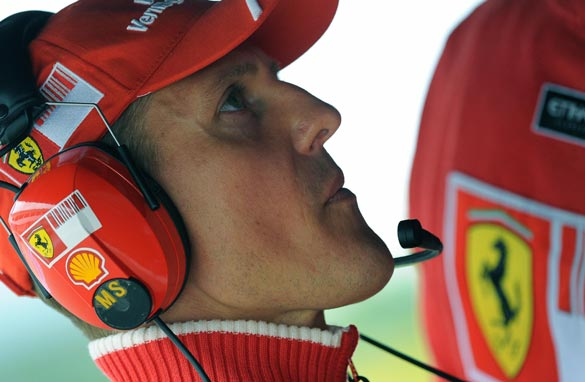 Schumacher has shocked the world of sport with his return to Formula One at the age of 40.
