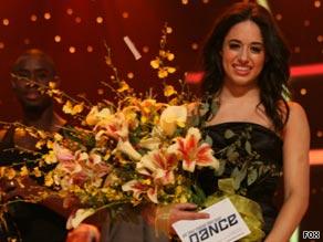 dance winner