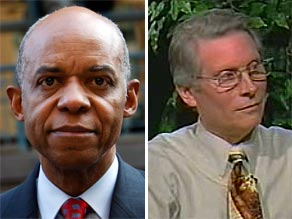 William Jefferson (L) and Bob MacGuffie (R).
