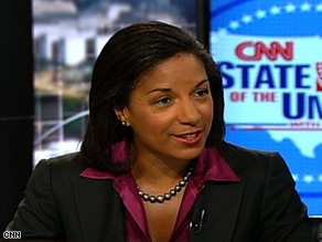 Rice said it was &#039;ridiculous&#039; to say Bill Clinton was acting in any official capacity during his trip to North Korea.