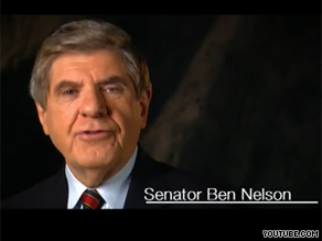 Liberal groups said Tuesday that they will continue to target Democrat Ben Nelson of Nebraska even after the senator put out an ad defending his views on health care reform.