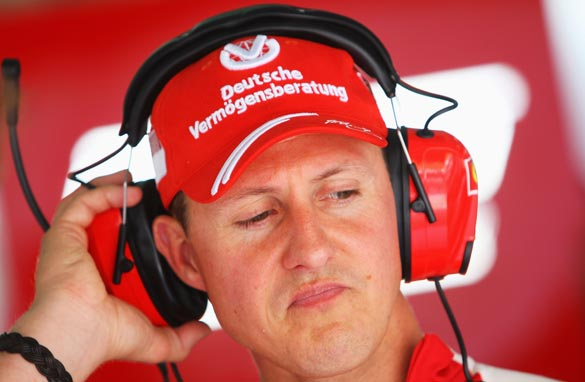 Schumacher has been forced to call off his eagerly-awaited return to Formula One.
