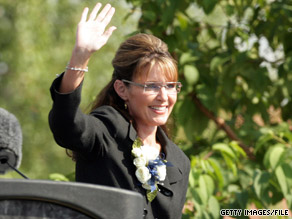 The favorability of former Alaska Gov. Sarah Palin is down in a new CNN poll out Wednesday.