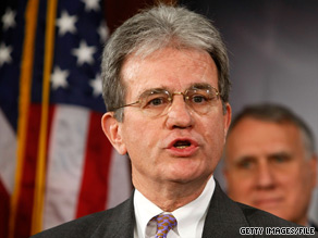 Oklahoma Republican Sen. Tom Coburn, who is also a doctor, held a town hall meeting Thursday.