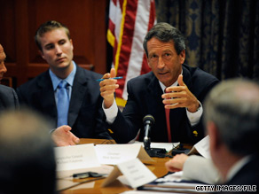 CNN has learned that Republican support is growing for a possible effort to impeach Mark Sanford, South Carolina's Republican governor.