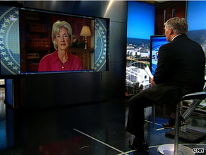 HHS Secretary Sebelius discussed health care reform Sunday on State of the Union.