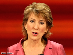 Fiorina is considering a run for the Senate .
