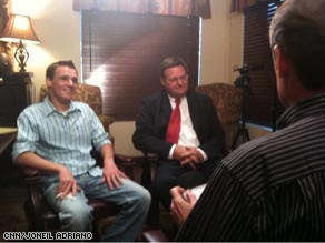 Tyler Edmonds and his lawyer speak with CNN's David Mattingly.