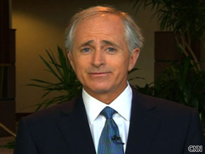 Sen. Bob Corker visited Afghanistan during last week's elections there.