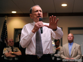 A new poll of Pennsylvania voters indicates that Sen. Arlen Specter's appoval rating continues to drop.