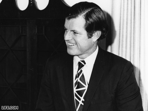 Ted Kennedy and Ronald Reagan forged a strong friendship.