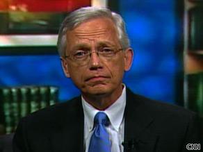 Ernie Allen of the National Center for Missing and Exploited Children.