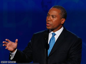Gov. Deval Patrick is expected to announce the date of the special election to replace Ted Kennedy's seat.