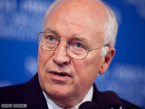 Cheney had his facts wrong on interrogation inquiry facts.