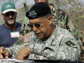 Retired Lt. Gen. Russel Honore denied a Senate bid.