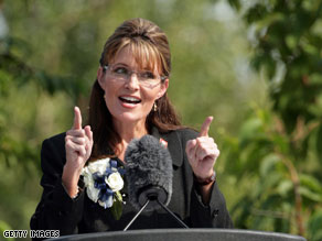 Palin is headed to Hong Kong.