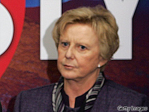 Rep. Ginny Brown-Waite (R-FL) on Capitol Hill March 30, 2006 in Washington, DC.