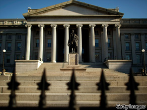 The Treasury Department says taxpayers are earning a return on the TARP investment, so far.