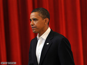 A majority of independent voters disapprove of how Barack Obama's handling his job as president, according to a new CNN/Opinion Research Corp. poll.