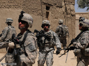 Opposition to the war in Afghanistan is at an all-time high.