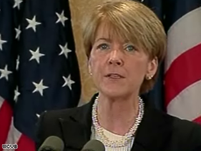 Democrat Martha Coakley said she is in the middle of 'a very intense campaign.'