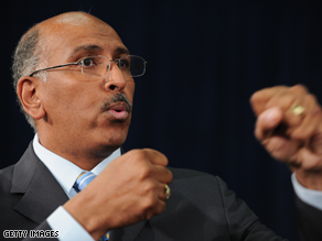 RNC Chairman Michael Steele issued a harsh critique of the latest jobs report.