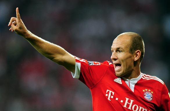 Could the deadly duo of Robben and Ribery bring glory back to Bayern?