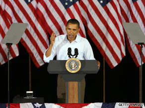 In a speech on Labor Day, the president revived his trademark 'fired up, ready to go' motto from the 2008 campaign. Aides tell CNN the Wednesday address to Congress will also be fiery.