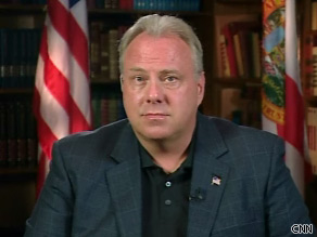 Florida RNC Chairman Jim Greer appears on CNN September 07, 2009.