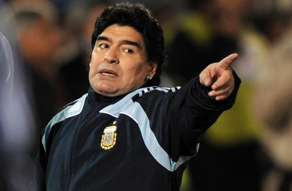 Maradona needs to work his magic to revive Argentina's World Cup qualifying hopes.