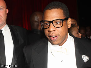 Jay-Z: Obama wanted to end the campaign 'Jordan-style'.